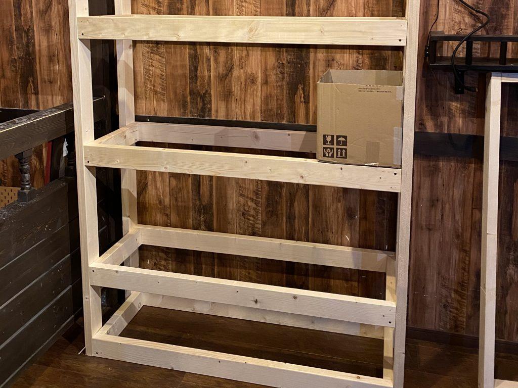 台 自作 水槽 初心者向けDIY!簡単水槽台の自作方法や設計図、注意点など
